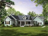 Small Single Story House Plans with Garage House Plan 90277 at Familyhomeplans Com