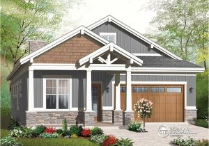 Small Single Story House Plans with Garage Single Story Craftsman House Plans Craftsman House Plans