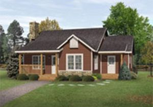 Small Single Story House Plans with Garage Small Modern One Story House Plans