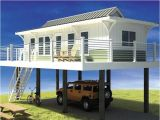 Small Stilt Home Plans Beach House Floor Plans On Stilts Home Designs Fans