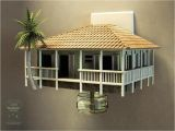 Small Stilt Home Plans House On Stilts Small Stilt House Plans Small Stilt House