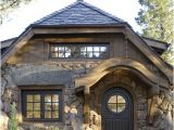 Small Stone Home Plans A Small Stone Guest Cottage In Colorado