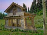 Small Stone Home Plans Stone Mountain House Plans