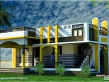 Small Style Home Plans Small House Design Contemporary Style Kerala Home Design