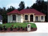 Small Style Home Plans Spanish Mediterranean Style Home Plans