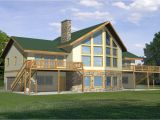 Small Waterfront Home Plan Small House Plans Waterfront Homes House Plans Water