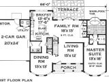 Smart Home Plan Smart Victorian 5801 5 Bedrooms and 3 Baths the House