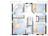 Smart Home Plans Smart House Plan with Alternate Garage 2151dr