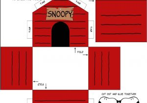 Snoopy Dog House Plans Free 2 Of 2 Http Lizoncall Com 2015 11 06 Printable Snoopy