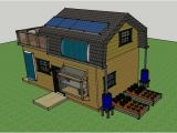 Solar Powered Home Plans Misty 39 S 400 Sq Ft 16×25 solar Off Grid Small House
