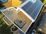 Solar Powered Home Plans Unexpected Roof Design for solar Panels In This Net Zero Home