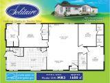 Solitaire Homes Floor Plans Double Wide Floor Plans Houses Flooring Picture Ideas