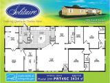 Solitaire Homes Floor Plans Floorplans for Double Wide Manufactured Homes solitaire