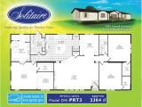 Solitaire Modular Homes Floor Plans Floorplans for Double Wide Manufactured Homes solitaire