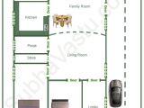 South Facing Home Plans as Per Vastu south Facing Vastu House Plan Subhavaastu Com