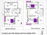 South Facing Home Plans Premium Villas Vijayanagar 4th Stage Mysore One