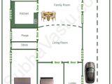 South Facing Home Plans south Facing Vastu House Plan Subhavaastu Com