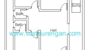 South Facing Home Plans Vastu Plan for south Facing Plot 1 Vasthurengan Com