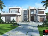 South Florida House Plans south Florida Designs Narrow Lot 2 Story 5 Bedroom House