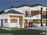 South Indian Home Plans and Designs Elegant south Indian Villa Kerala Home Design and Floor