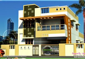 South Indian Home Plans and Designs Modern south Indian House Design Kerala Home Floor Plans