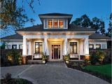 Southern Accents Home Plans Prairie Styled Craftsman Custom Home with 3 108 Square