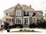 Southern Accents Home Plans Zewnetrze Elewacja Domu Amerykanskiego Zainspiruj Sie