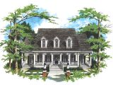Southern Antebellum Home Plans southern Plantation House Plans Eplans Plantation House