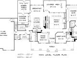Southern Craftsman Home Plans Country Craftsman Farmhouse southern Traditional House