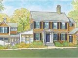Southern Home Plans with Mother In Law Suite 2005 Cottage Living Idea Home Cottage Living southern