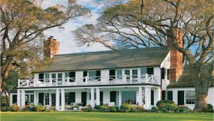 Southern Homes and Gardens House Plans Colonial Revival Style Homes Federal Style Homes southern