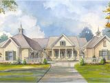 Southern Homes and Gardens House Plans Grove Hall southern Living House Plans