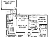 Southern Homes Floor Plans Gilcrest southern Style Home Plan 028d 0010 House Plans