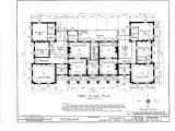 Southern Homes Floor Plans House Plans for Old southern Homes