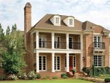 Southern Homes House Plans forest Glen Plan 238 17 House Plans with Porches