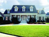 Southern Homes House Plans Plantation Style southern House Plan 180 1018 4 Bedrm