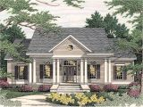 Southern Homes Plans Designs Small southern Colonial House Plans Colonial Style Homes
