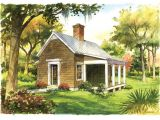 Southern Living Home Plans Cottage Garden Cottage southern Living House Plans