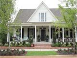 Southern Living Home Plans Farmhouse Country southern House Plans southern Living House Plans