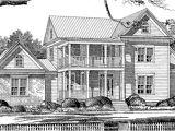 Southern Living Home Plans Farmhouse Farmhouse House Plans southern Living House Plans