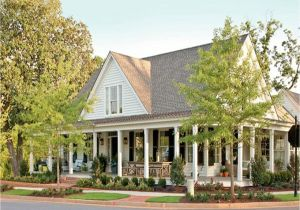 Southern Living Home Plans Farmhouse House Plans southern Living Magazine southern Living House