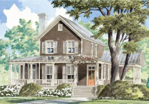 Southern Living Home Plans Farmhouse Small House Plans southern Living southern Living House