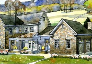 Southern Living Home Plans Farmhouse Valley View Farmhouse New south Classics Llc southern