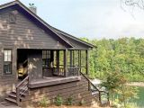 Southern Living Lakefront House Plans the House Plan Serene Lakefront Hideaway southern Living