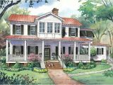 Southern Low Country Home Plans H O U S E P L A N New Vintage Lowcountry A southern