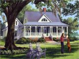 Southern Low Country Home Plans Low Country Farmhouse House Plans southern Farmhouse