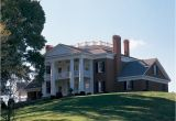 Southern Mansion House Plans Elwood Luxury Plantation Home Plan 128d 0005 House Plans