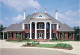 Southern Mansion House Plans Keatington southern Home Plan 020s 0001 House Plans and More
