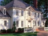 Southern Plantation Home Plans Colonial Plantation southern House Plan 86186 Might Like