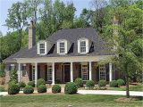 Southern Plantation Style Home Plans Country Plantation Style House Plan 17690lv 1st Floor